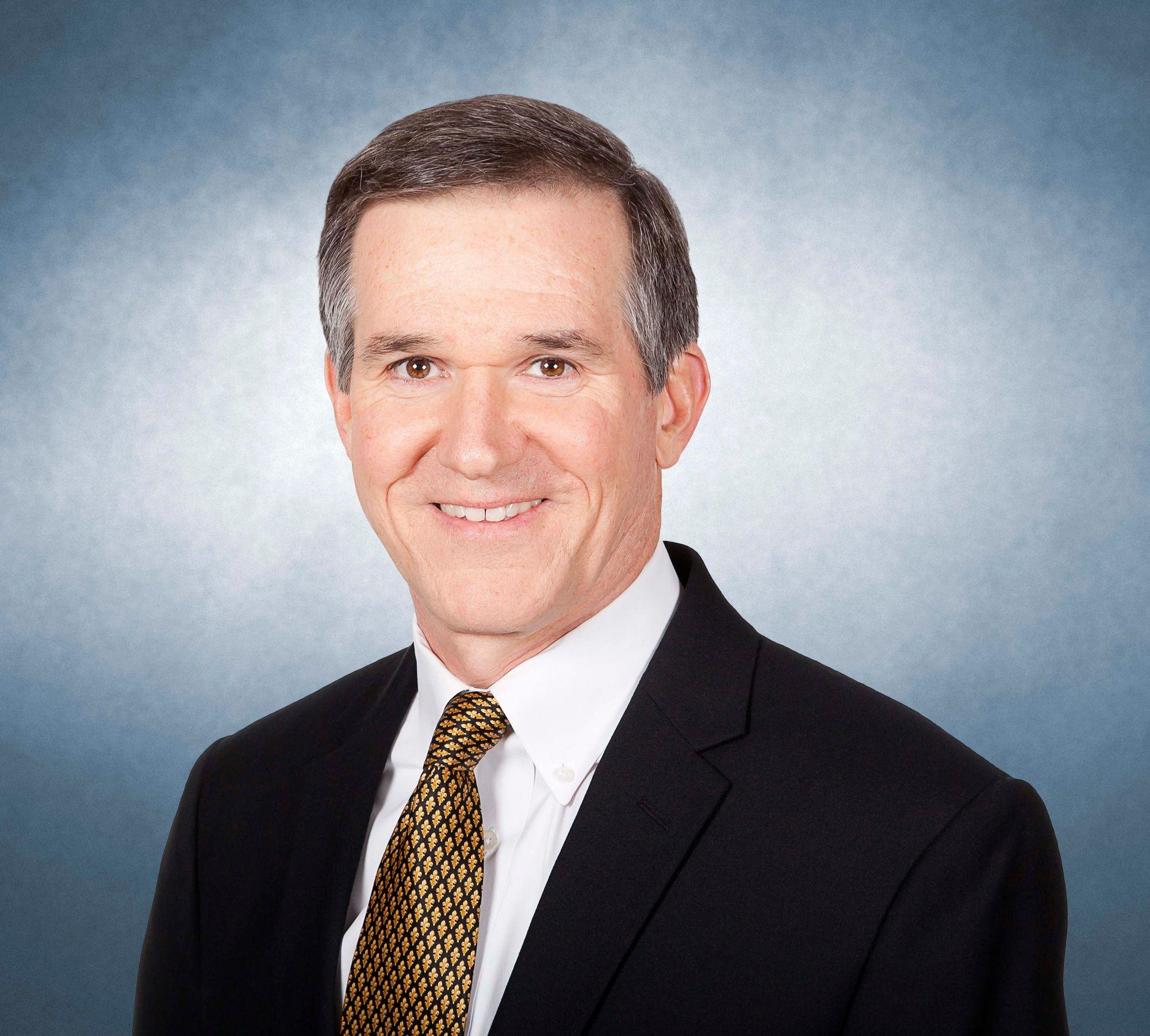Mark Hatfield, future managing director Chevron Australia.