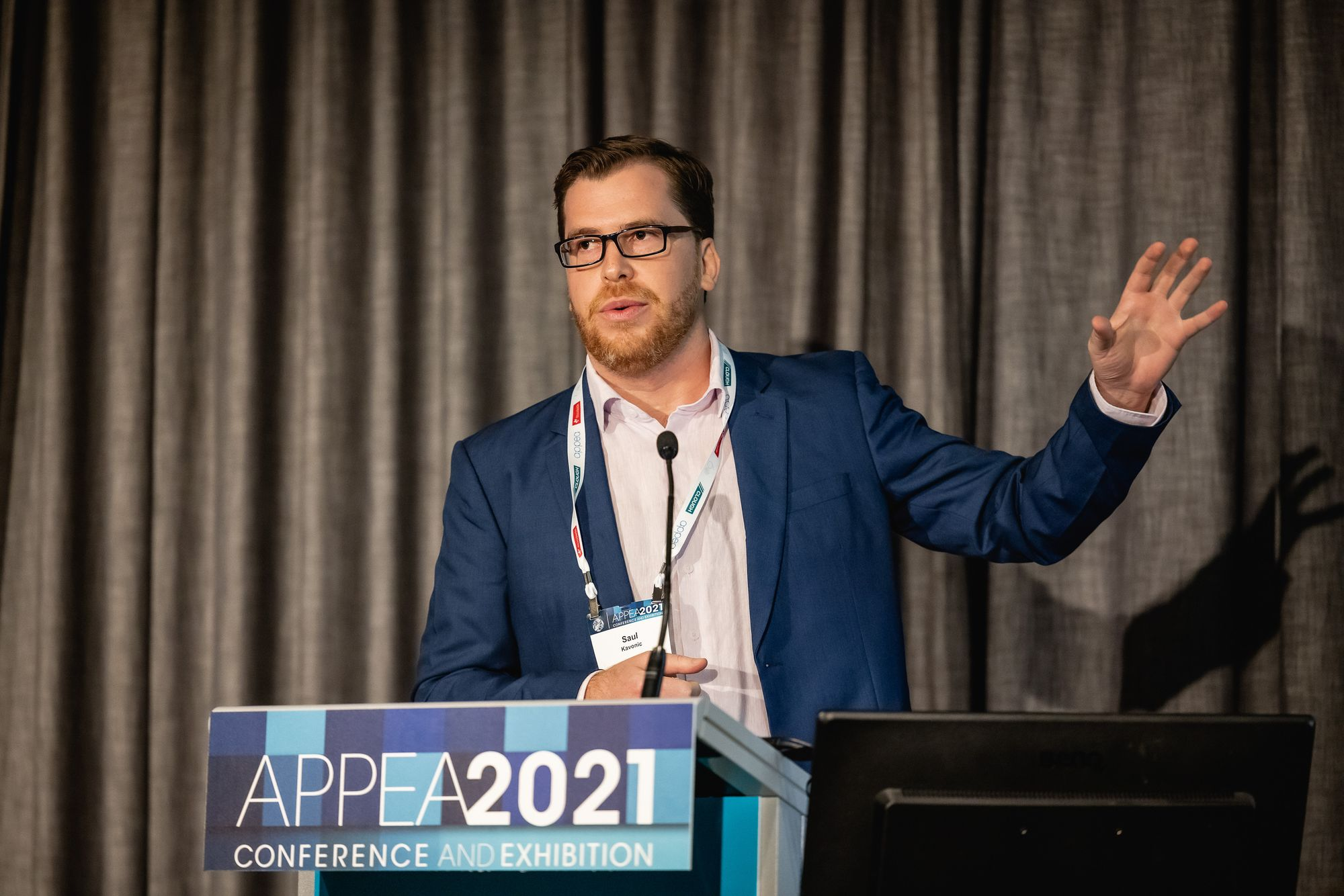 Credit Suisse's Saul Kavonic at the APPEA 2021 Conference