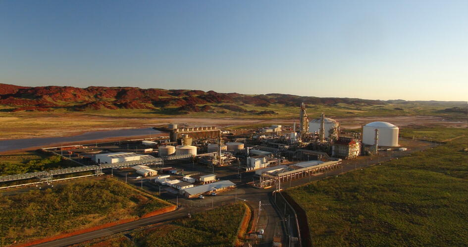 BP begins chase for giant green ammonia plant in Geraldton