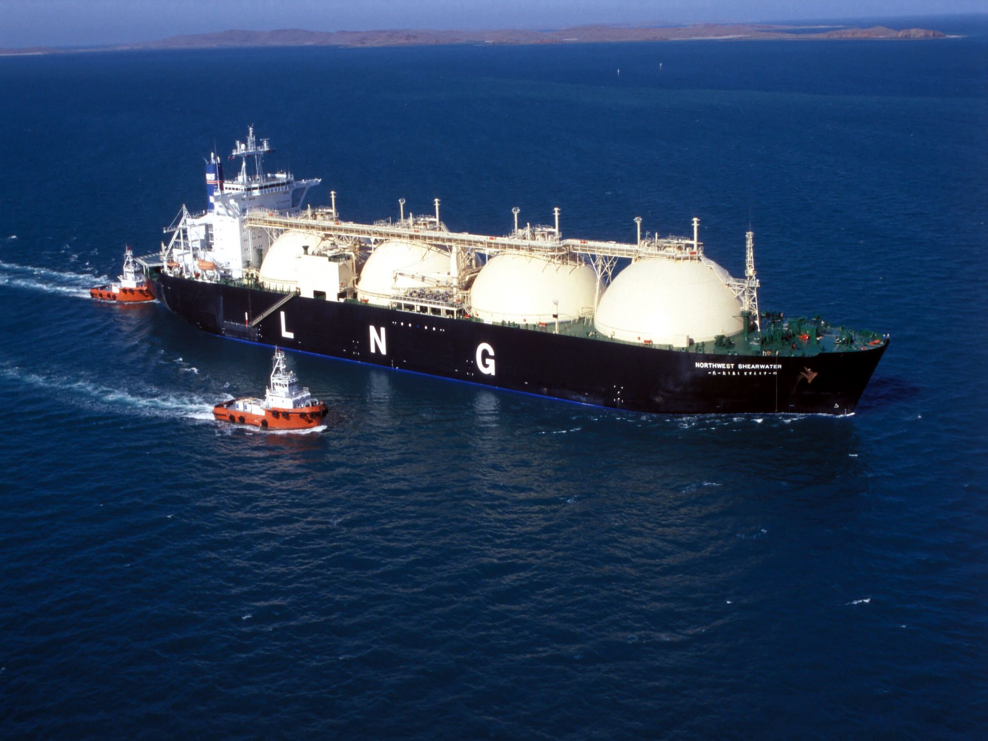 A greener world is a dark outlook for Aussie LNG: IEA