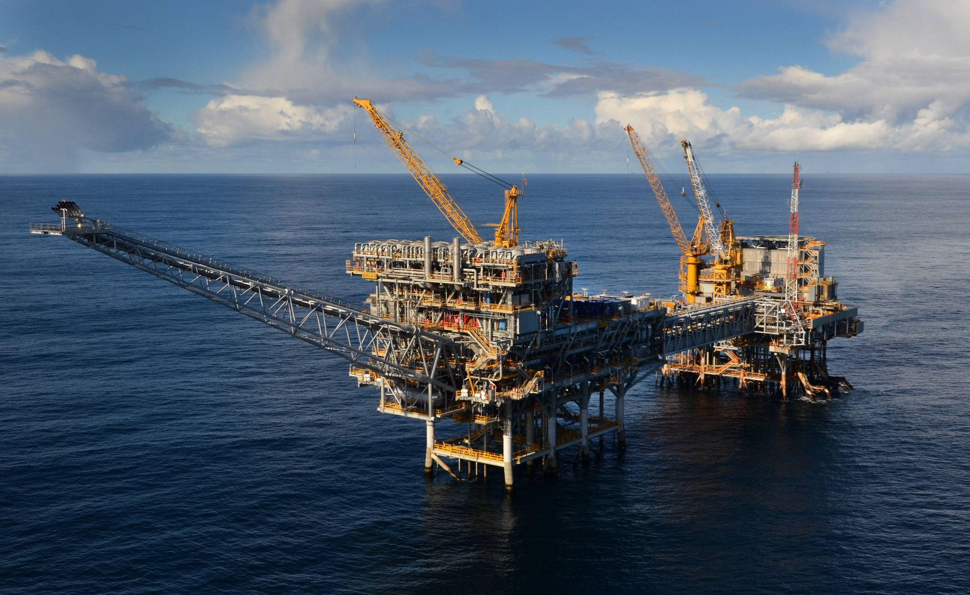 Offshore oil & gas sell-off puts focus back on decommissioning policy