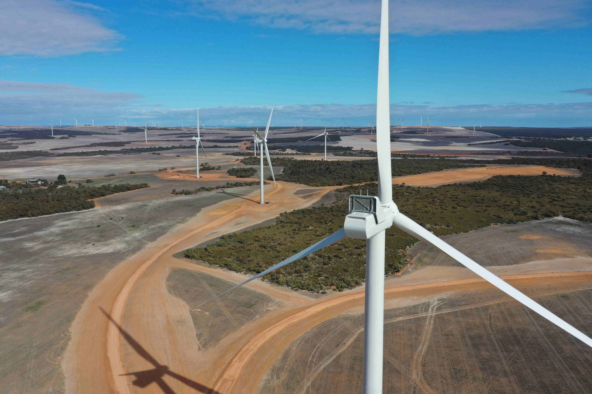 Edwell sees 'happy place' for WA energy