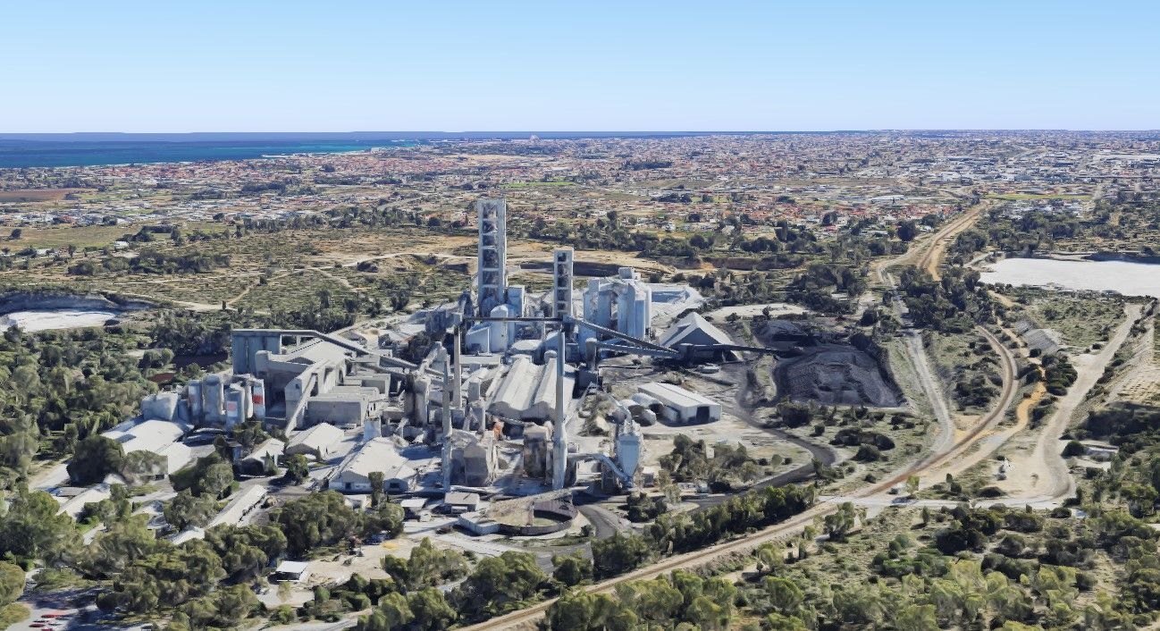 Coal and dust plagues two southern Perth suburbs
