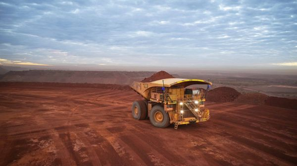 Iron ore finally gets the virus: WoodMac