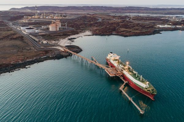 Woodside's Scarborough LNG uneconomic before price crash: Woodmac