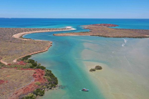 Ancient Aboriginal artefacts now an issue for offshore projects