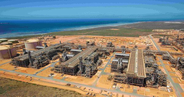 Chevron's Gorgon LNG faces up to $1.4B hit to fix cracks