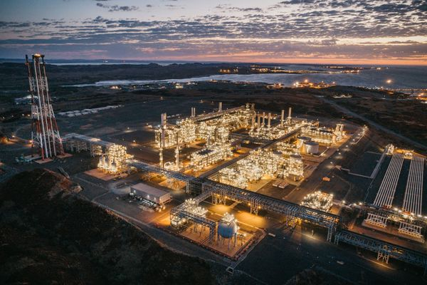 Woodside in no hurry to supply Pluto gas to WA