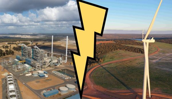 WA energy debate: When and where the wind blows after coal
