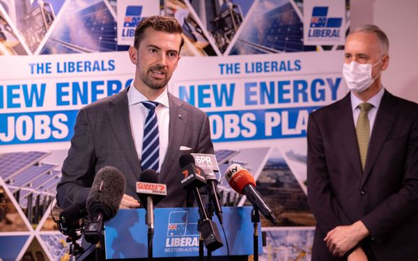 WA Libs fills Labor's energy policy void with a coal exit and green hydrogen
