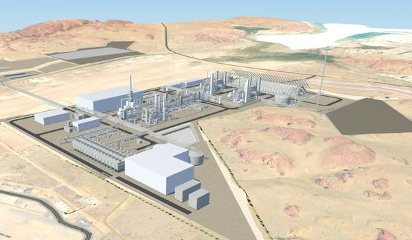 Incitec Pivot backs Perdaman's $4.6B urea plant with 20-year offtake deal